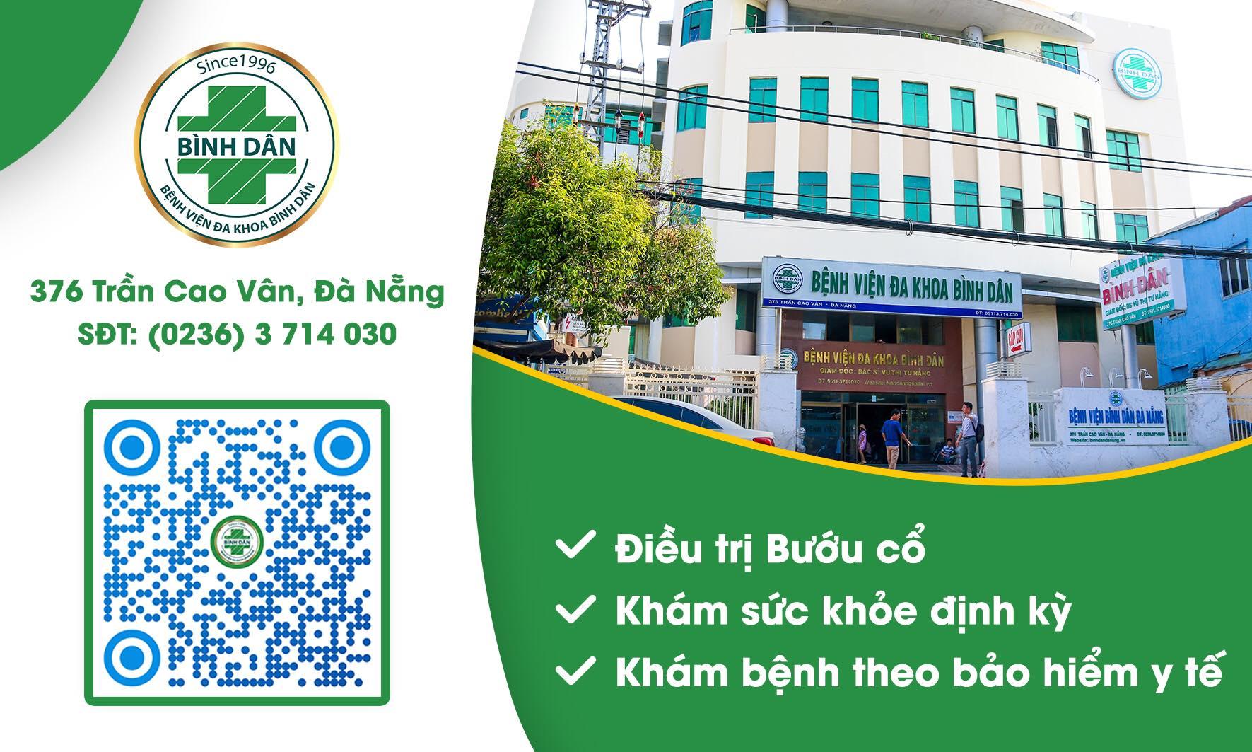 Bệnh viện Bình Dân Đà Nẵng