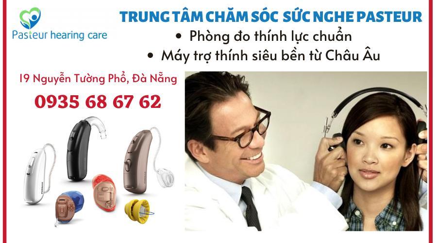 Trung tâm chăm sóc sức nghe Pasteur