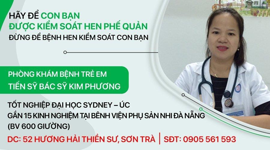 Bác sĩ Kim Phương