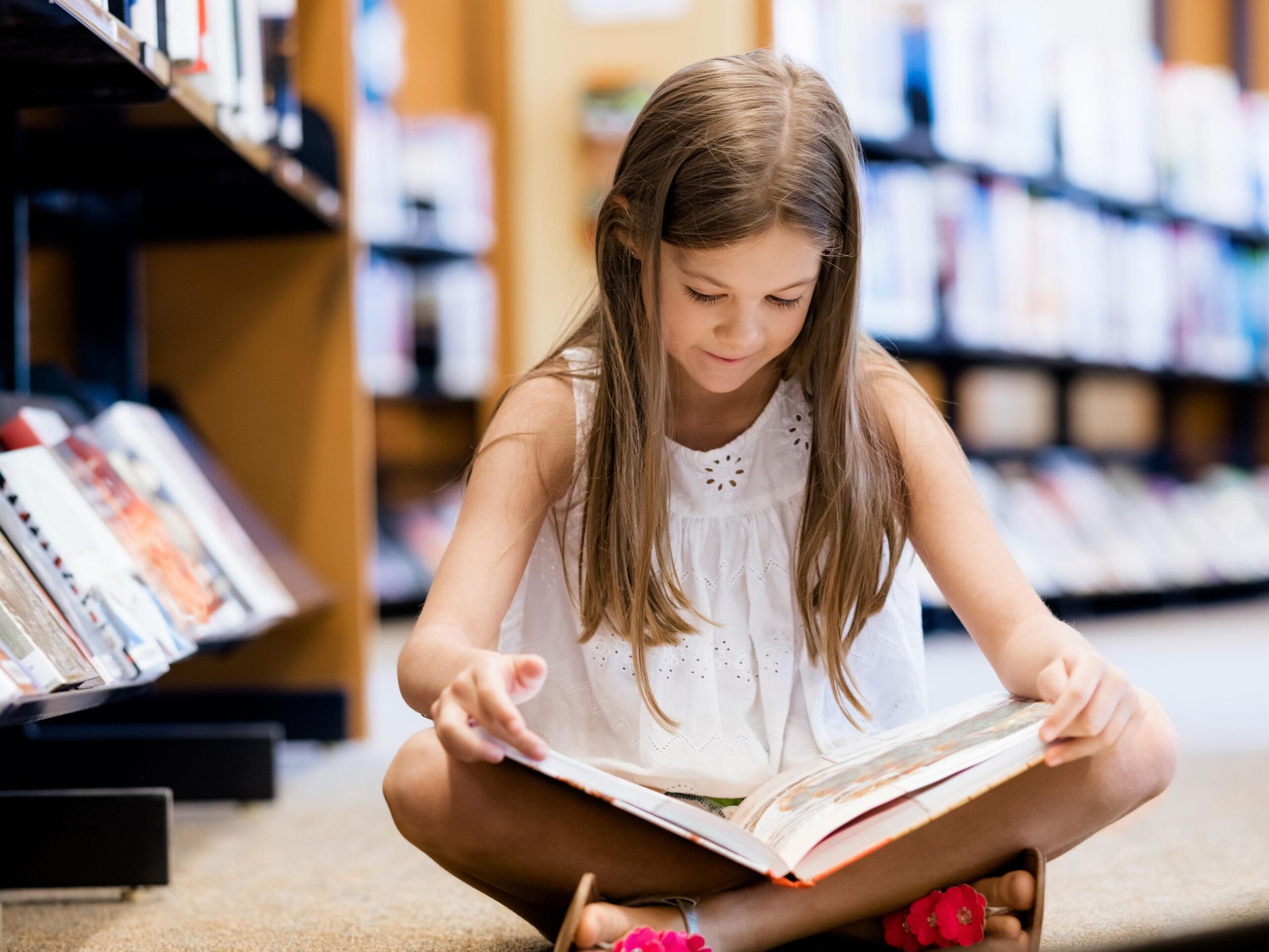 Một số cách để trẻ ham đọc sách