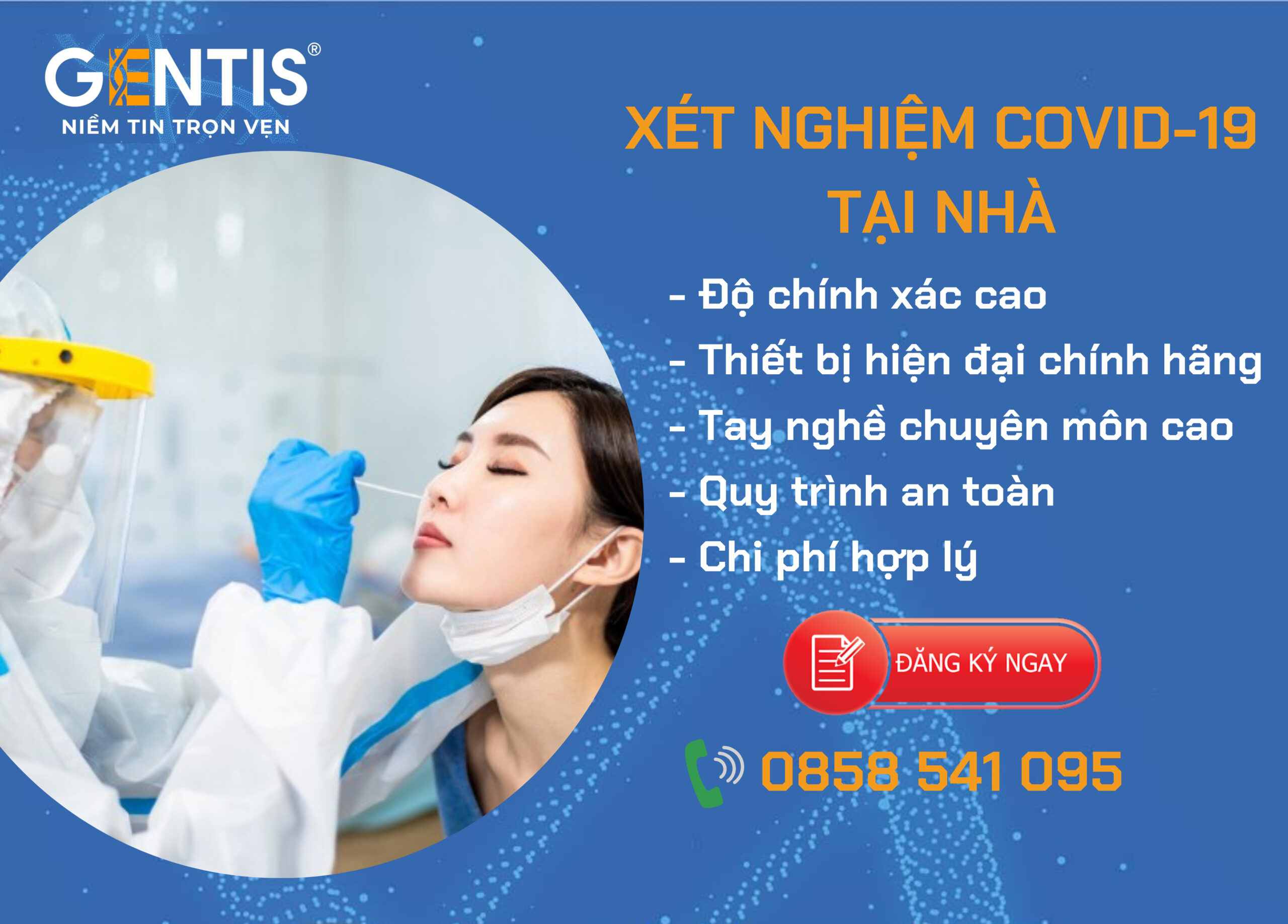 Xét nghiệm covid tại nhà Hà Nội